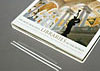 6.5' PERMANENT Book Strip, Double Sided used on non-circulating materials